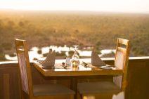Victoria Falls Hotel Dinning Dinner